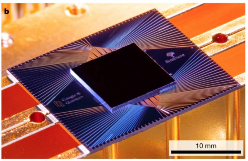 Google 'Sycamore' Kuantum İşlemcisi